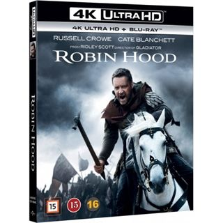 Robin Hood - 4K Ultra HD Blu-Ray