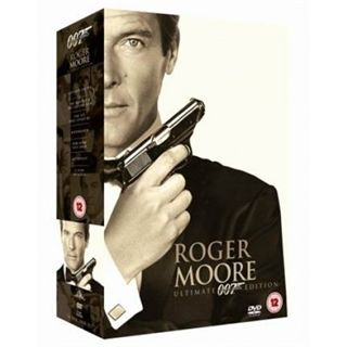 James Bond - Roger Moore Collection