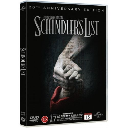 Schindler\'s List - 20Th Annivesary Edition