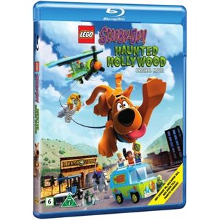 Lego - Scooby-Doo - Haunted Hollywood Blu-Ray