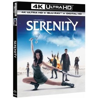 Serenity - 4K Ultra HD Blu-Ray