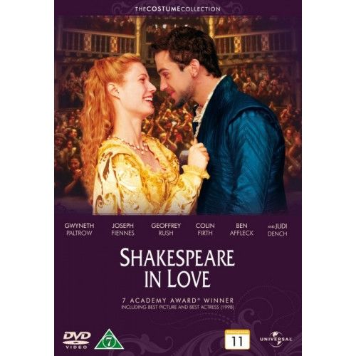Shakespeare In Love - Costume Collection