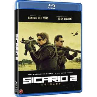 Sicario 2 - Day Of The Soldado Blu-Ray