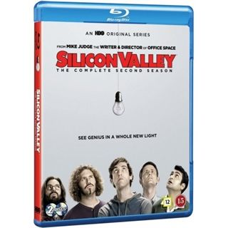 Silicon Valley - Season 2 Blu-Ray