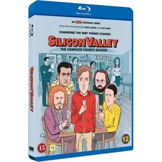 Silicon Valley - Season 4 Blu-Ray