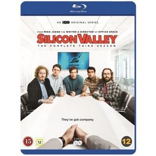 Silicon Valley - Season 3 Blu-Ray