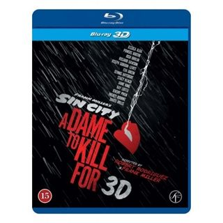 SIN CITY 2, A DAME TO KILL FOR