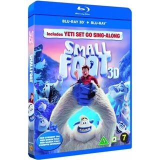 Smallfoot - 3D Blu-Ray