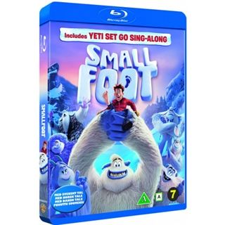Smallfoot Blu-Ray