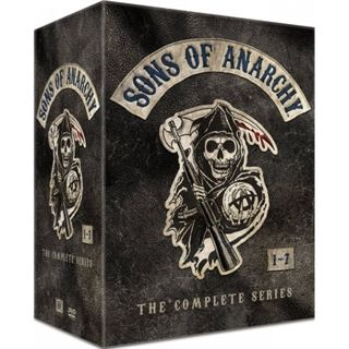 Sons Of Anarchy - Complete Box
