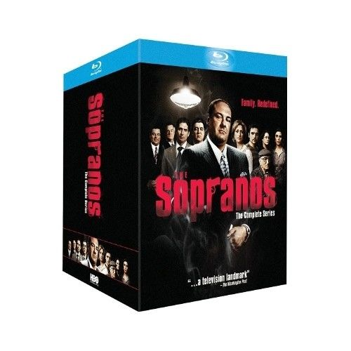The Sopranos - Complete Series Blu-Ray