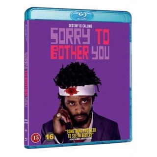 Sorry To Bother You Blu-Ray