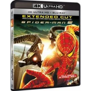 Spiderman 2 - 4K Ultra HD Blu-Ray