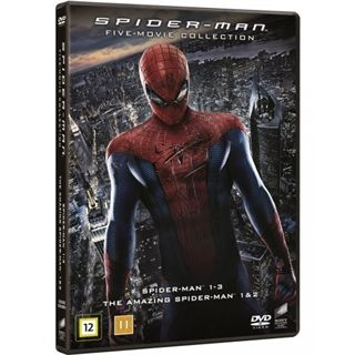 Spiderman - 5 Movie Collection Box