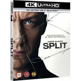 Split - 4K Ultra HD Blu-Ray