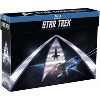 Star Trek The Original Series - Komplet Blu-Ray