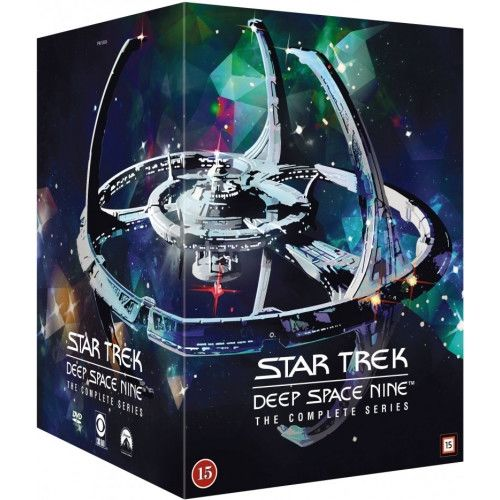 Star Trek - Deep Space Nine - Complete Box