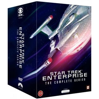 Star Trek - Enterprise Complete Box