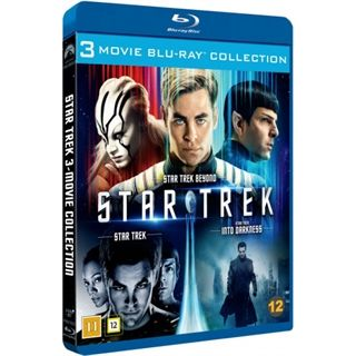 Star Trek 1-3 Blu-Ray