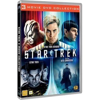 STAR TREK 1-3 BOX