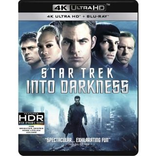 Star Trek - Into The Darkness - 4K Ultra HD Blu-Ray