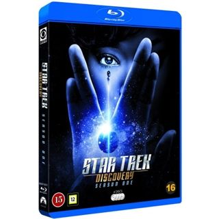 Star Trek - Discovery - Season 1 Blu-Ray