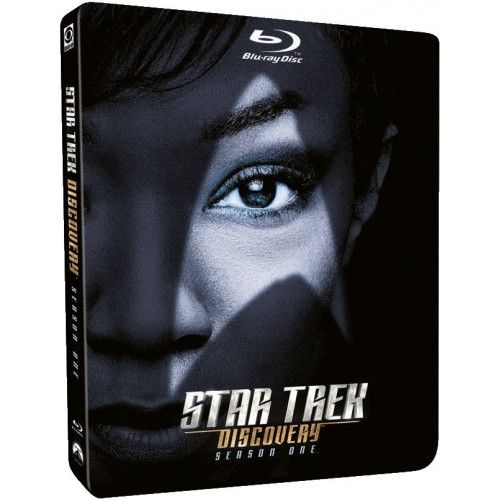 Star Trek - Discovery - Season 1 - Steelbook Blu-Ray