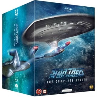 Star Trek - The Next Generation - Complete Blu-Ray Box