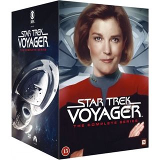 Star Trek - Voyager Complete Box