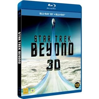 STAR TREK BEYOND 3D BD