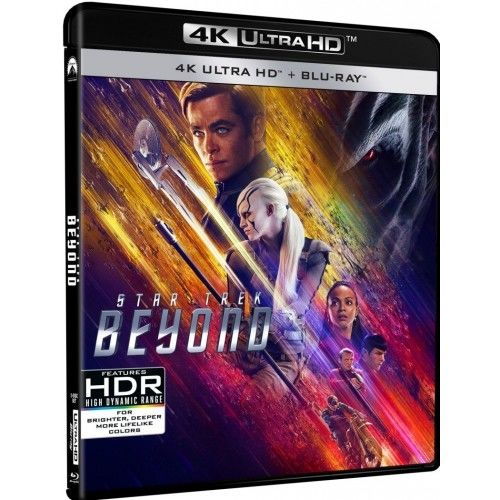 Star Trek - Beyond - 4K Ultra HD Blu-Ray