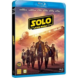 Star Wars - Solo - A Star Wars Story Blu-Ray