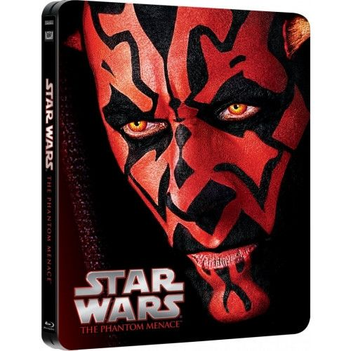 Star Wars - Episode I - Limited Blu-Ray Steelbook