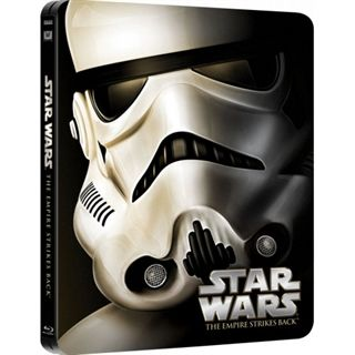 Star Wars - Episode V - Limited Blu-Ray Steelbook