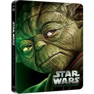 Star Wars - Episode II - Limited Blu-Ray Steelbook