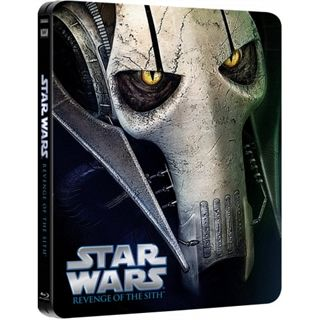 Star Wars - Episode III - Limited Blu-Ray Steelbook