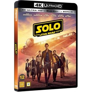 Star Wars - Solo - A Star Wars Story - 4K Blu-Ray