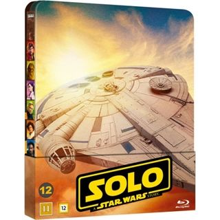 Star Wars - Solo - A Star Wars Story - Steelbook Blu-Ray