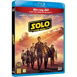 Star Wars - Solo - A Star Wars Story - 3D Blu-Ray