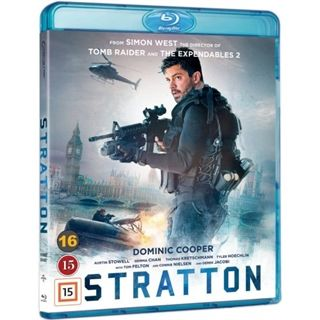 Stratton Blu-Ray