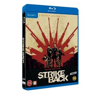 Strike Back - Season 5 Blu-Ray