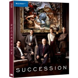 Succession - Season 1 Blu-Ray