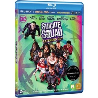 Suicide Squad - Blu-Ray Ext. Cut