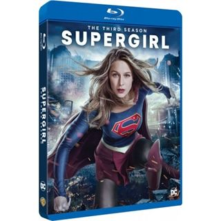 Supergirl - Season 3 Blu-Ray