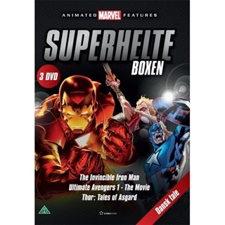 Superhelte Box