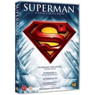 Superman - Collection 1978-2006 (DVD Boks)