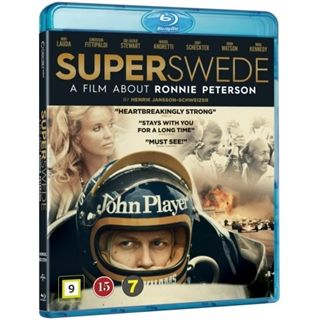 Superswede - Om Ronnie Peterson Blu-Ray