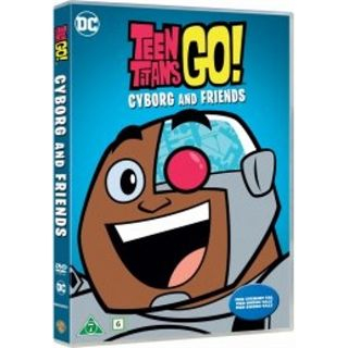 Teen Titans Go!  - Cyborg and Friends