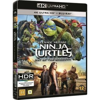 Teenage Mutant Ninja Turtles - Out Of The Shadows 4K Ultra BD