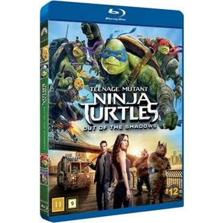 Teenage Mutant Ninja Turtles - Out Of The Shadows Blu-Ray